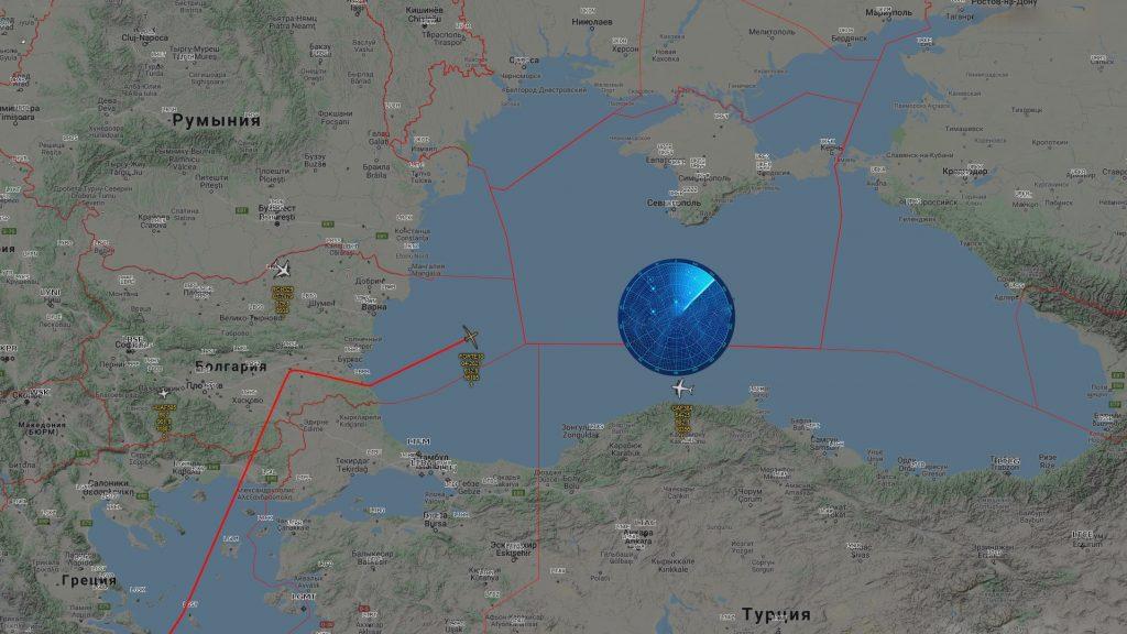 Global Hawk над Чорним морем [26.06.2020]
