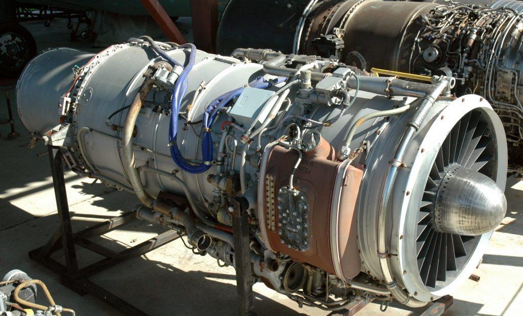 Двигун АІ-25ТЛ