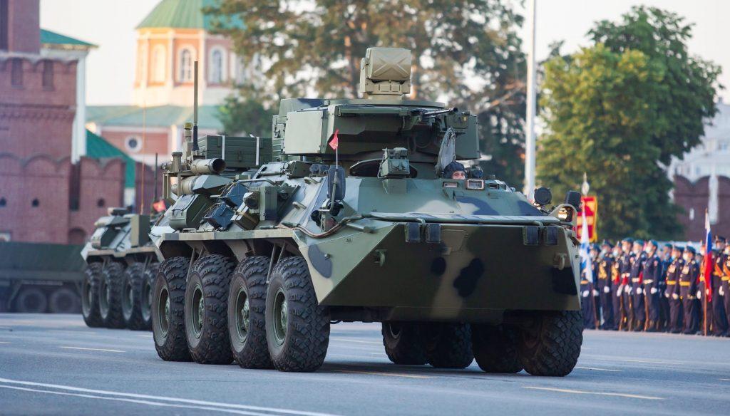 ПРП-5 (червень 2020). Фото: ЗМІ РФ
