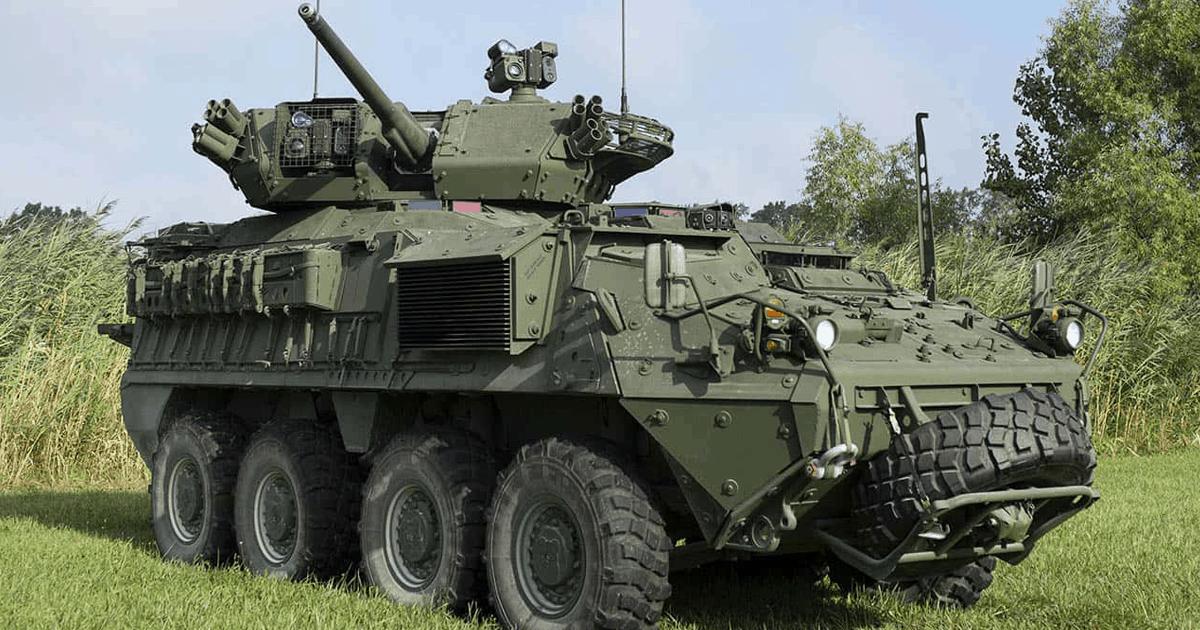 Stryker A1. Фото з відкритих джерел