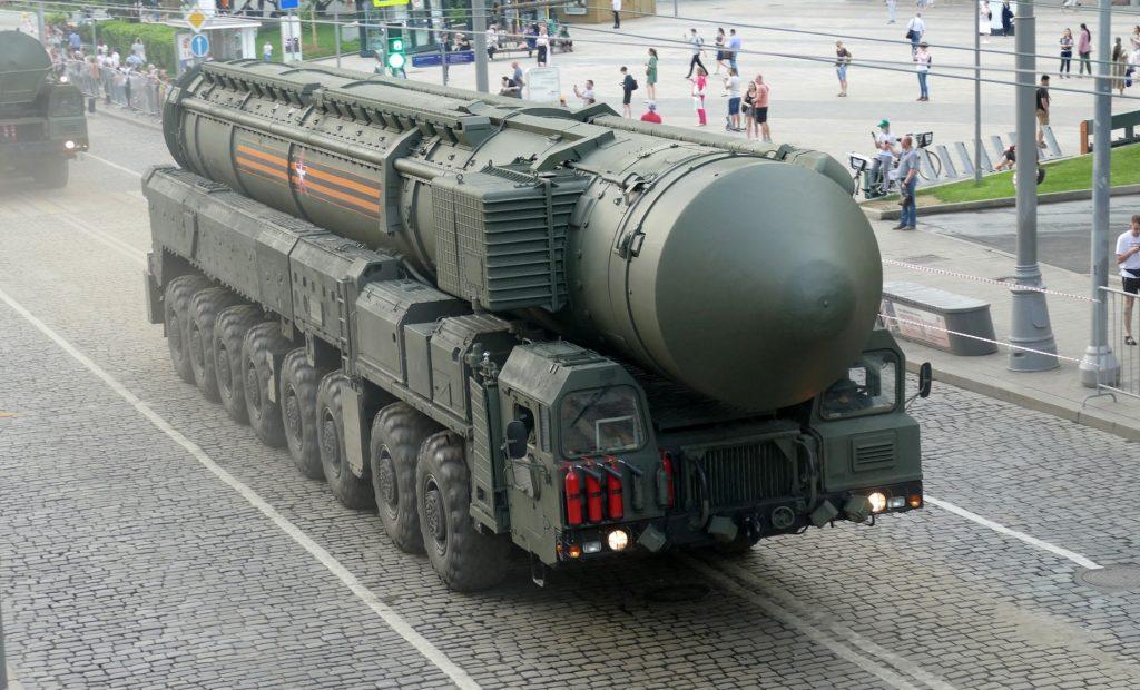 ПУ 15У175М комплексу РС-24 Ярс (червень 2020). Фото: ЗМІ РФ