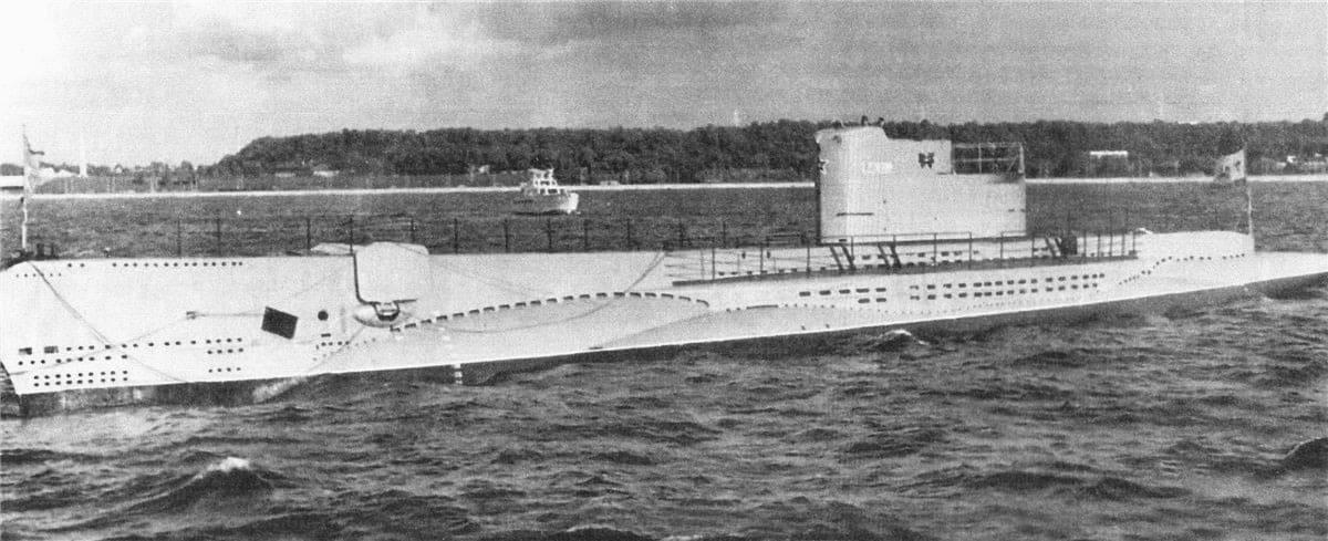Підводний човен Lembit по завершенню Другої Світової Війни