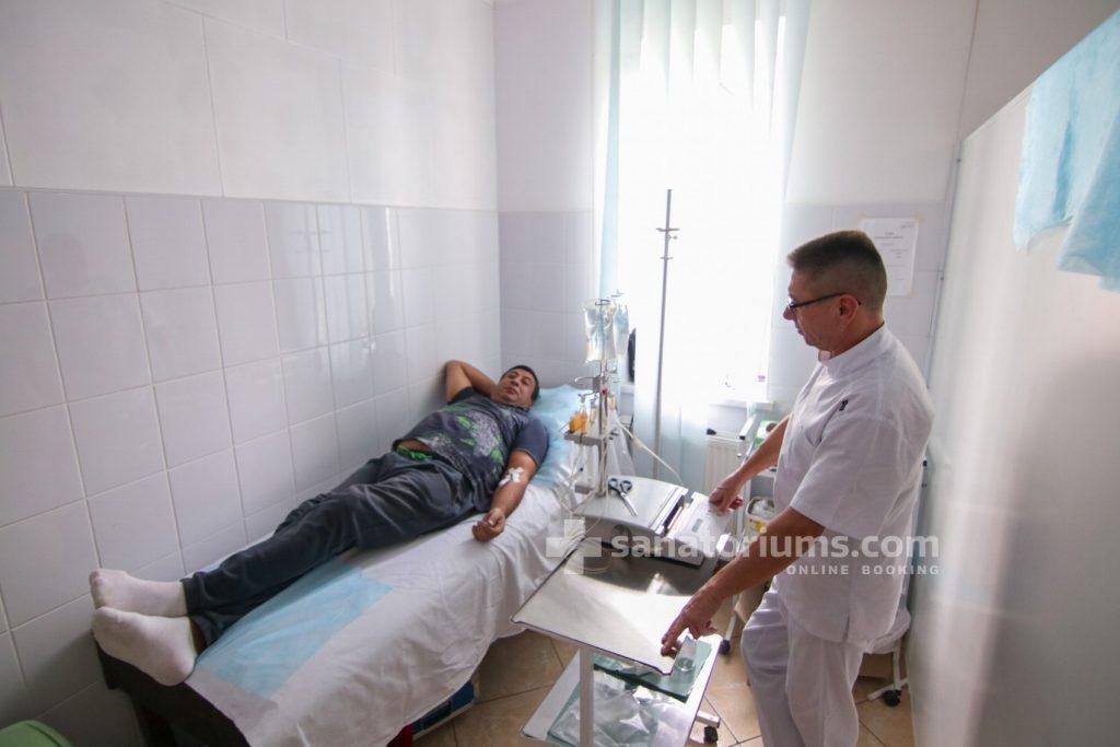 Плазмафарез у санаторії «Женева»