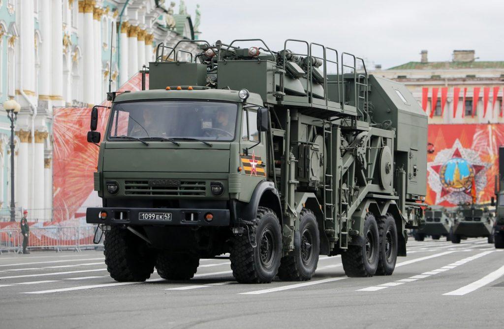 Редут-2УС (червень 2020). Фото: ЗМІ РФ