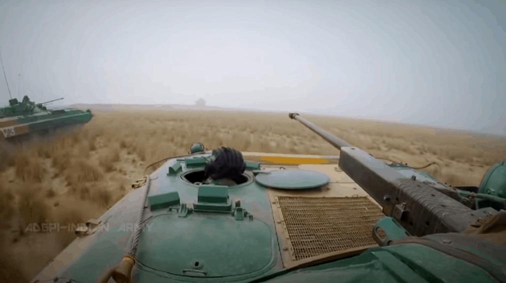 БМП-2 «Sarath» Індії. Кадр з відео