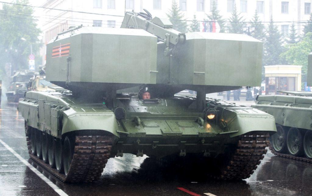 ТЗМ-Т (червень 2020). Фото: ЗМІ РФ