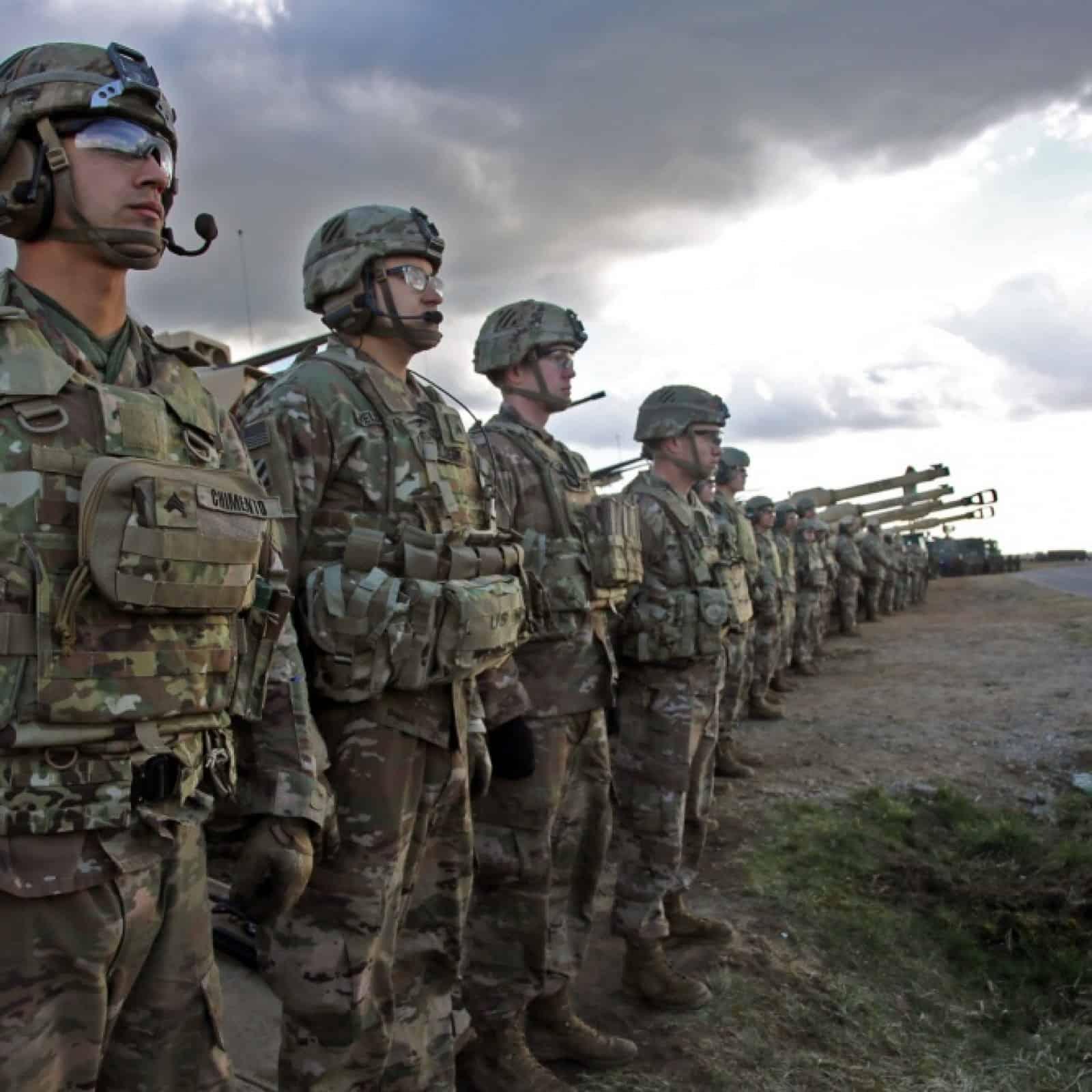 Військовослужбовці армії США