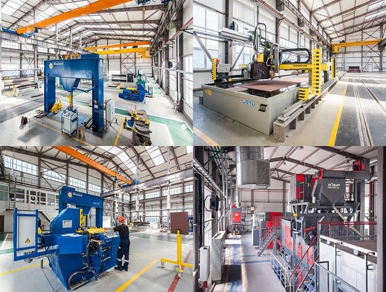 Виробничі потужності суднобудівного-судноремонтного заводу «Нібулон»