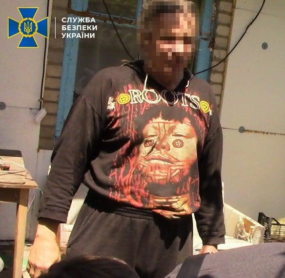 Затриманий колишній бойовик з групи «Бєзліра»