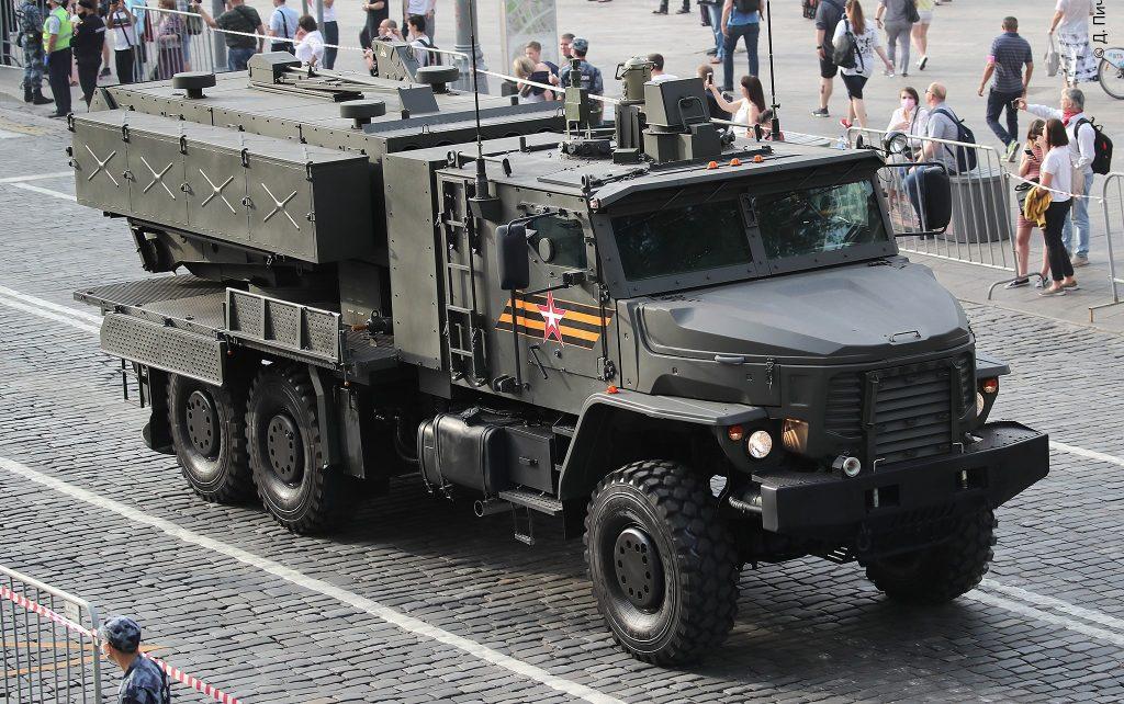 ТОС-2 «Тосочка» (червень 2020). Фото: ЗМІ РФ