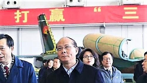 Ло Ронхуай (Luo Ronghuai) на підприємстві HAIG. 2019 рік