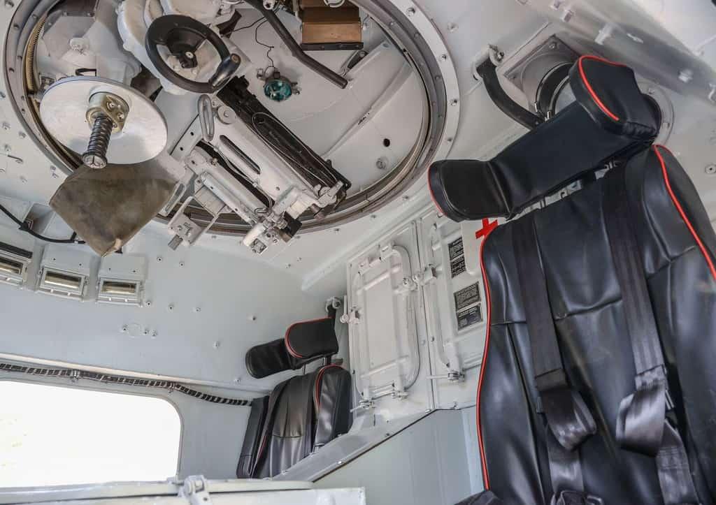 БРДМ-2МБ «Бекас». Фото: ЗМІ Росії