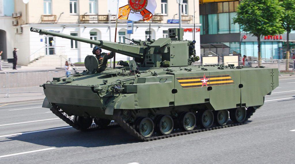 """2С38 """"Деривация-ПВО"""" (червень 2020). Фото: ЗМІ РФ"""