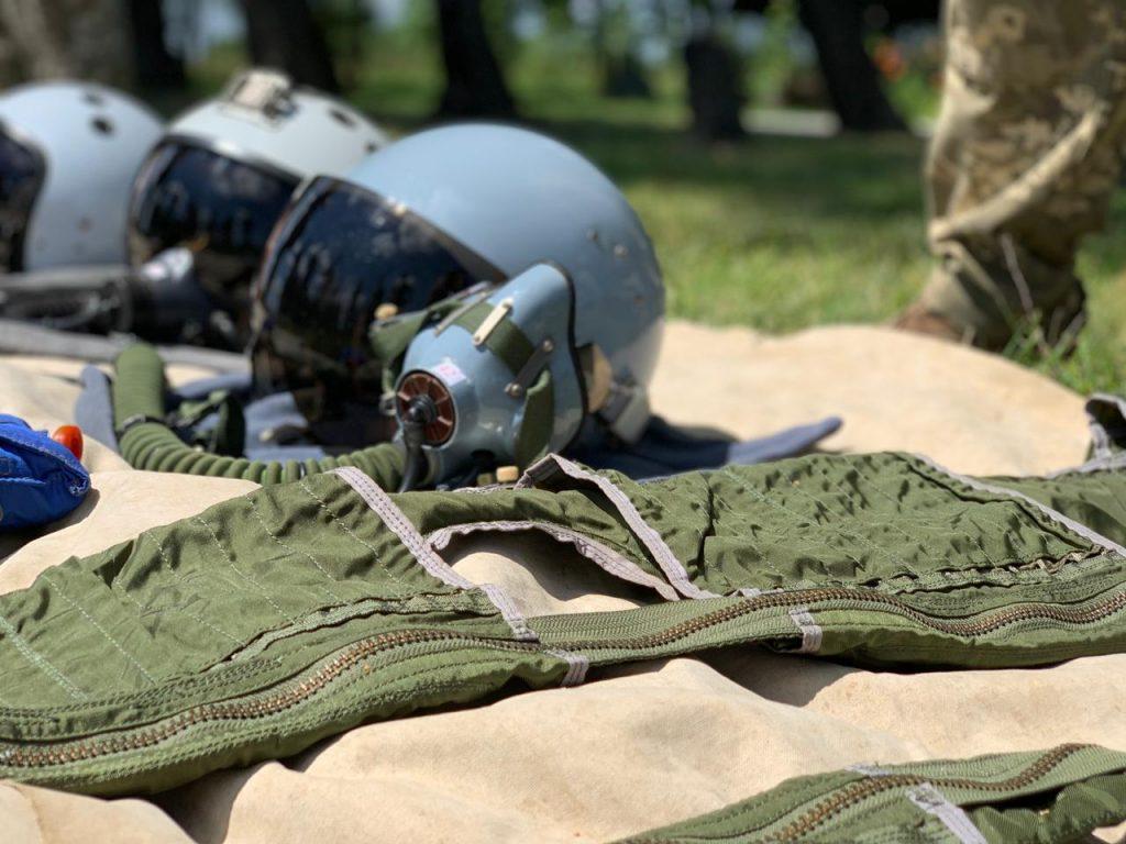 Підготовка льотчиків. Фото: ПС ЗСУ