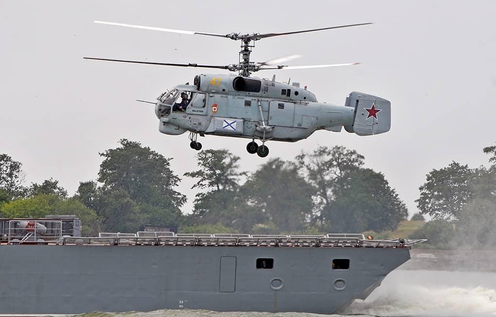 Ка-27. Фото з відкритих джерел
