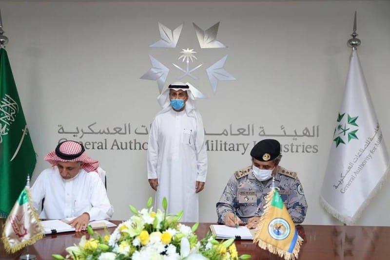Підписання угоди на бронеавтомобілі «Al Dahna». Фото з відкритих джерел