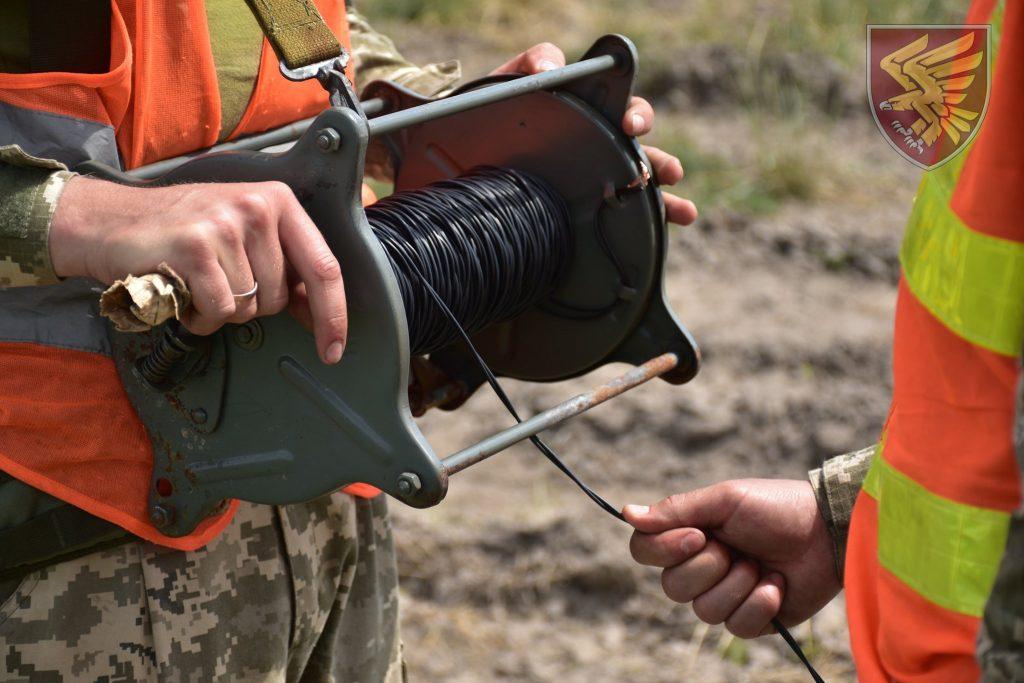 Навчання 95-ї бригади ДШВ. Фото: Міноборони