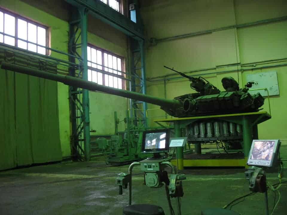 Безекіпажний бойовий модуль БМ-125-64