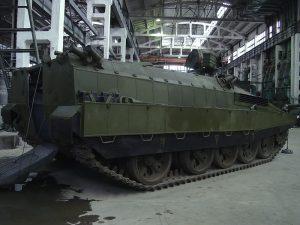 Бойова машина піхоти БМП-55