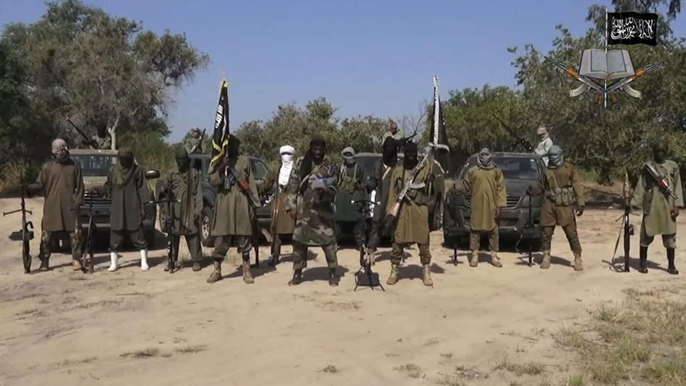 Бойовики «Боко Харам»