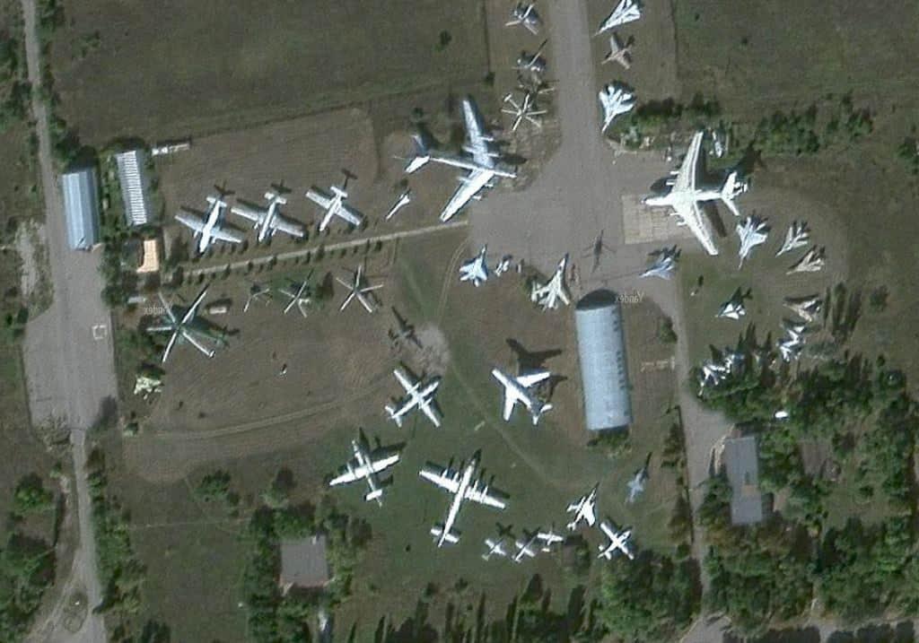 Луганський авіаційно-технічний музей