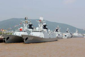 КНР заклала другий фрегат Type 054A для Пакистану