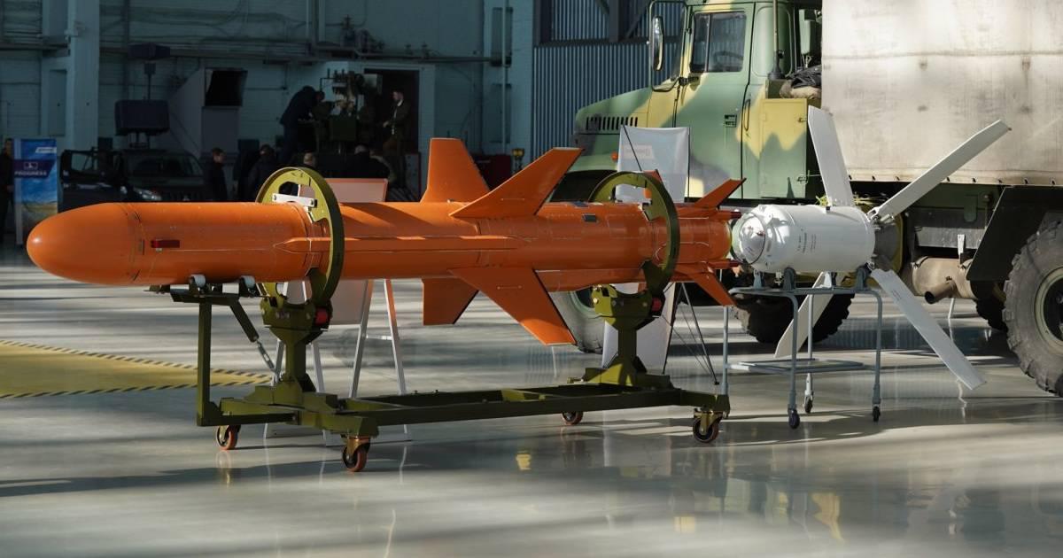 Крилата ракета Р-360 ракетного комплексу РК-360 МЦ «Нептун»