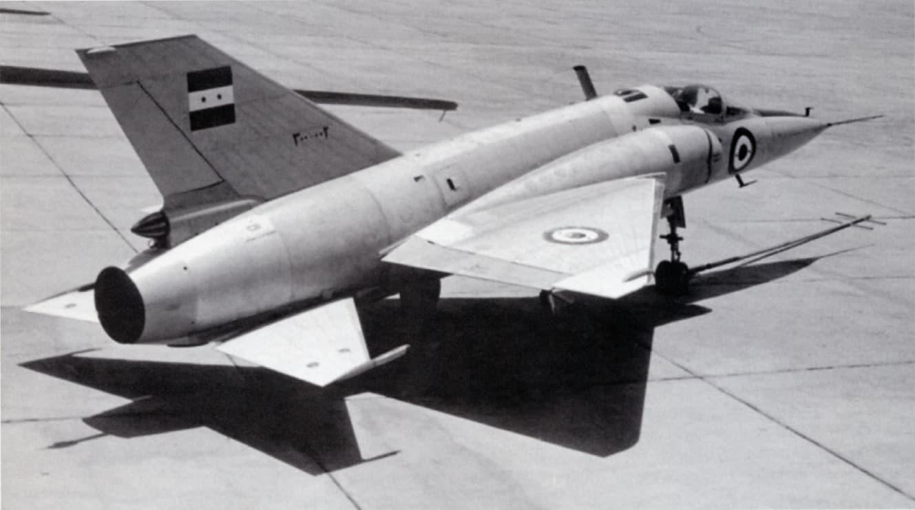Легкий винищувач HA-300