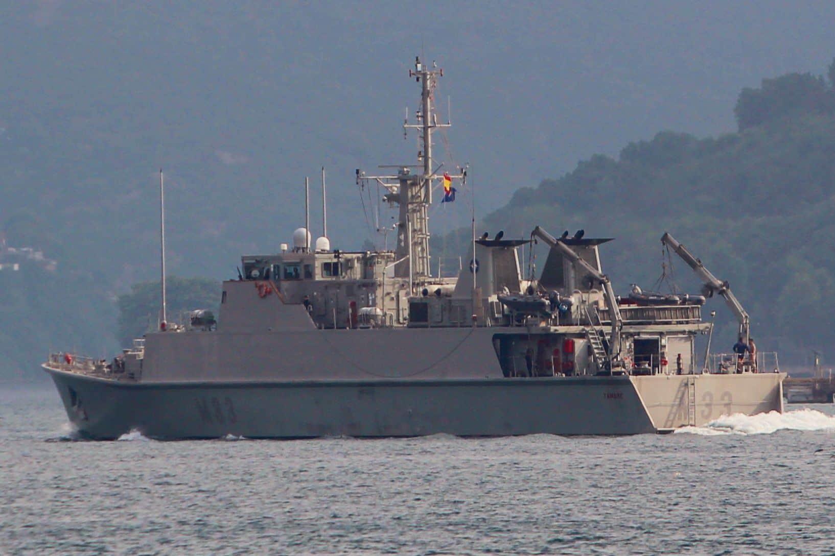 Мінний тральщик ESPS Tambre (М 33) ВМС Іспанії