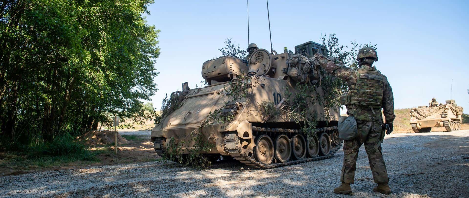 Навчання армії США у Польщі