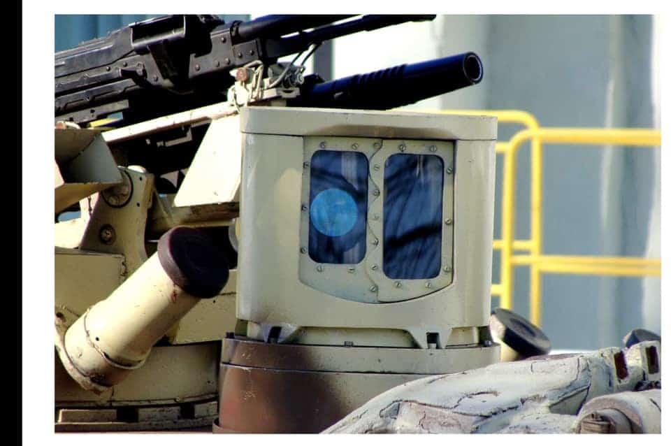 Панорамний приціл танку Т-64Е