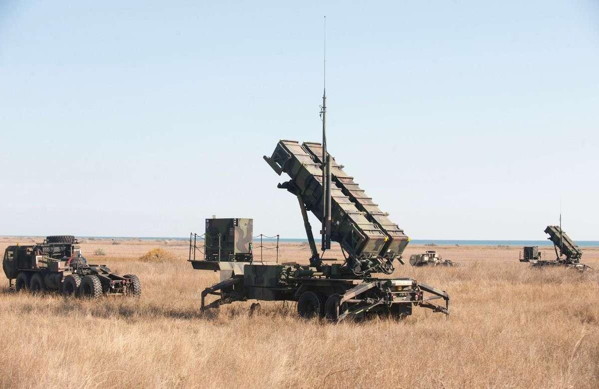 Пускові установки ЗРК Patriot