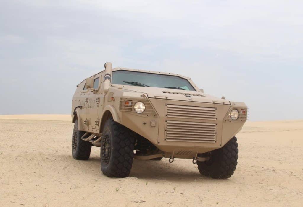 Бронеавтомобіль «Al Dahna». Фото з відкритих джерел