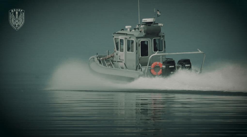 Катер «Safe Boat 27». Кадр з відео