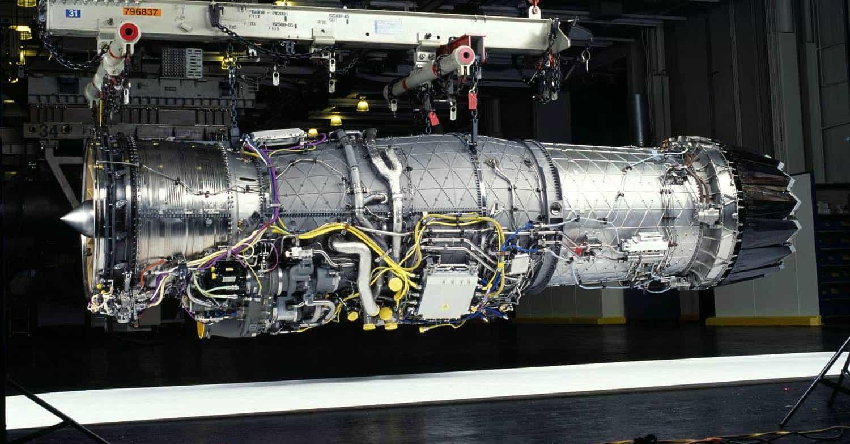 Двигун Pratt and Whitney F135