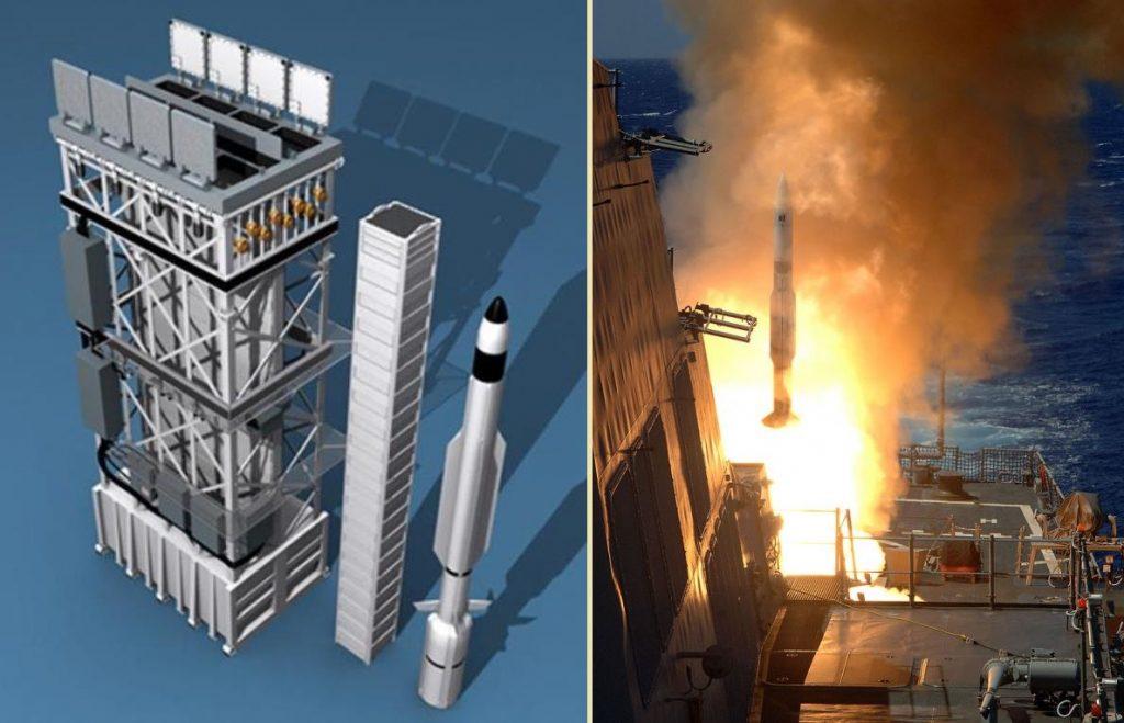 Корабельна установка вертикального пуску ракет Mk 41