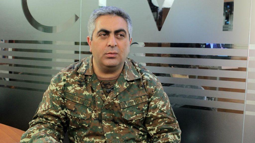 Арцрун Ованесян. Фото з відкритих джерел