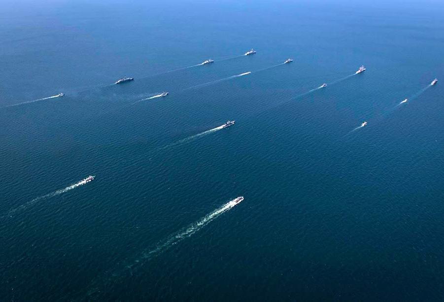Навчання «Sea Breeze 2020». Фото: Міноборони