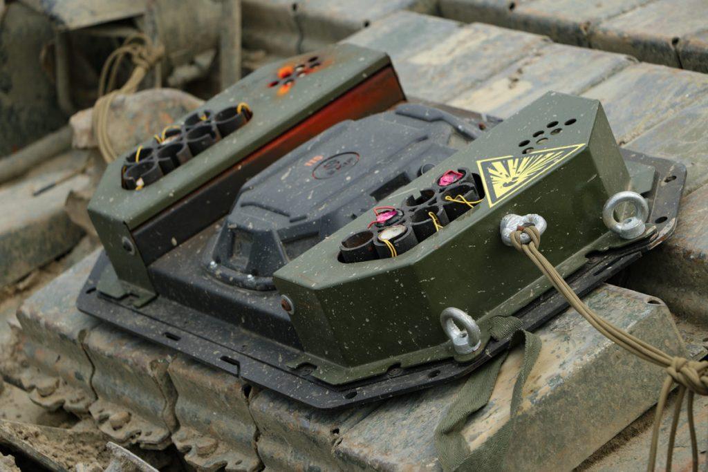 Система LASERTAG. Серпень 2020. Фото: АрміяInform