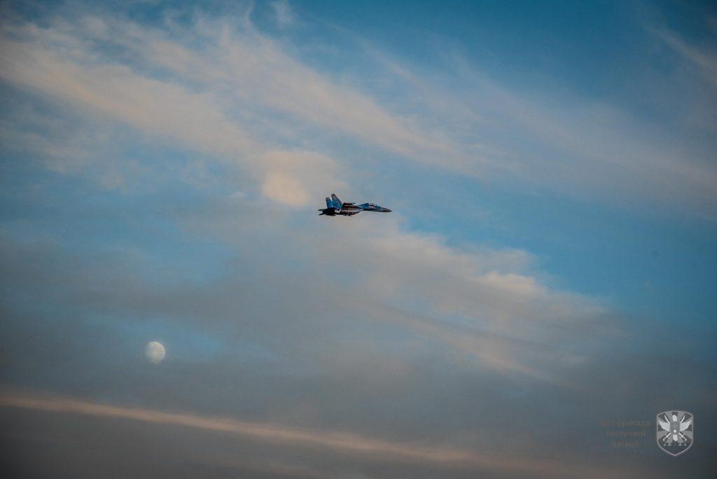 Льотні тренування. Серпень 2020. Фото: 831 БрТА