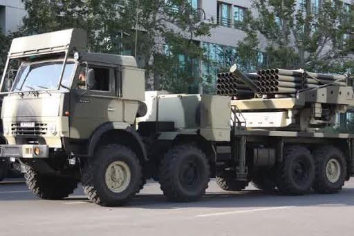 122-мм реактивна система залпового вогню LynxLAR