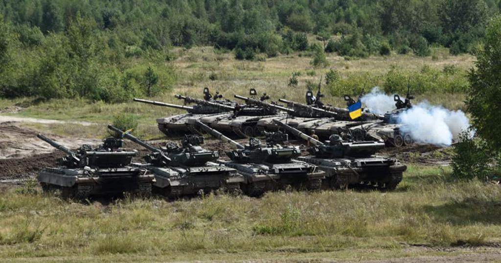 Змагання танкових підрозділів. Серпень 2020. Фото: АрміяInform