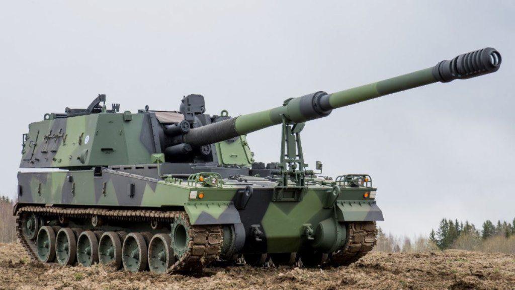САУ К9 Thunder. Фото: З відкритих джерел
