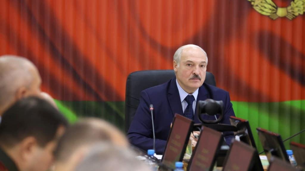 Президент Білорусі Олександр Лукашенко. Фото: ЗМІ Білорусі