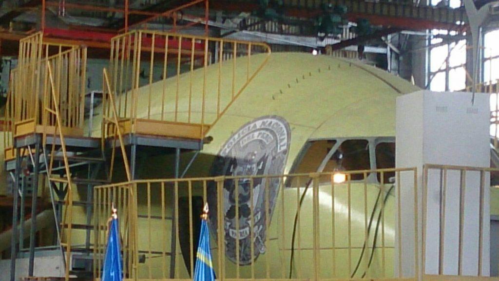 Ан-178 з серійним номером 006