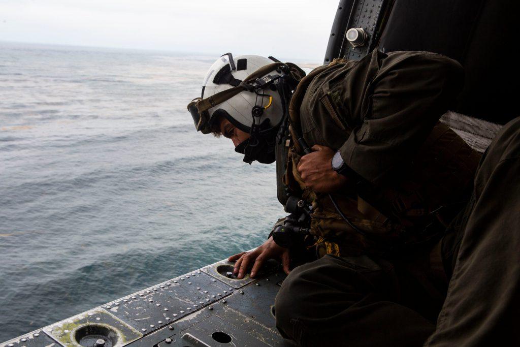Пошукові роботи. Серпень 2020. Фото: 15th Marine Expeditionary Unit