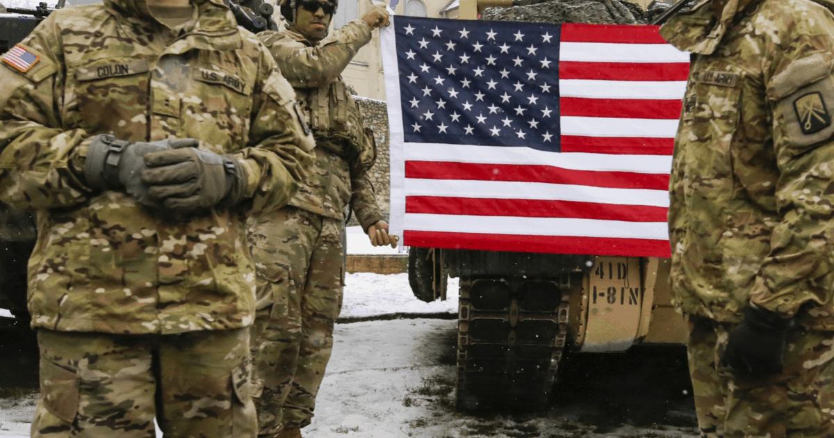 Ілюстрація до новини. Військові США. Фото: З відкритих джерел