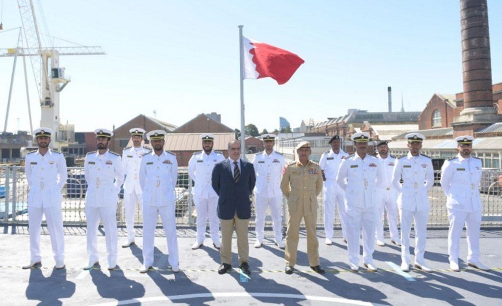 Військові Бахрейну. Серпень 2020. Фото: ЗМІ Бахрейну