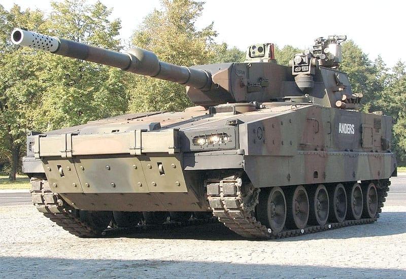 Польський легкий танк LC-08