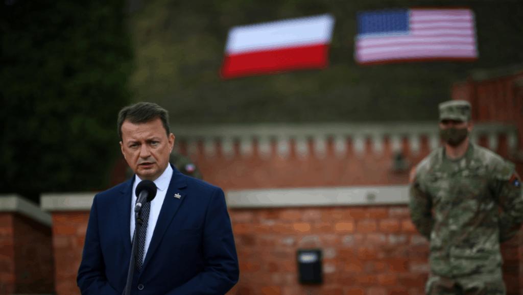 Міністр національної оборони Польщі Маріуш Блащак